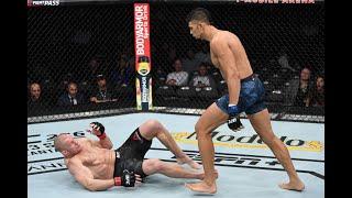 Gambar cover UFC 244: TOP 3 nocautes de Johnny Walker