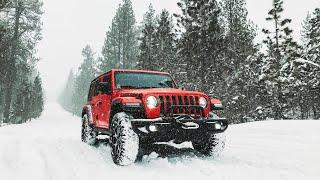 Jeep Wrangler Commercial || Rubicon Edition