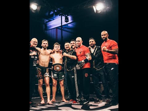 George Kamaly Jr. über Kampfsport, MMA, K1, Thaiboxen, Kickboxen, Disziplin, Hartes Training