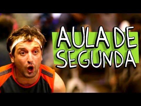 AULA DE SEGUNDA