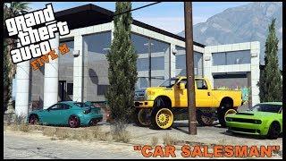 GTA 5 ROLEPLAY - SELLING HALF MILLION DOLLAR'S WORTH OF CARS!!  - EP. 330 - CIV