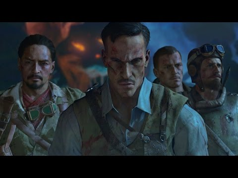 The Gift - A Black Ops III Zombies Tribute/Music Video