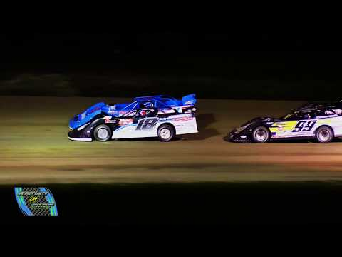 8-29-19 WoO Late Model Feature I-96 Speedway