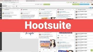 👍Como usar a #Hootsuite para Gerenciar Mídias Sociais