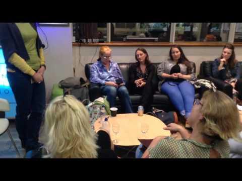 KIRSTEN LASS EDITOR RADIO 4 AT SOUND WOMEN MEETING