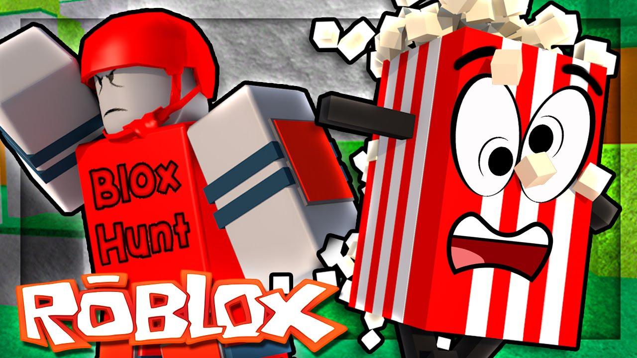 Player Hunter Roblox - Roblox Adventures Blox Hunt Roblox Hide Seek Youtube