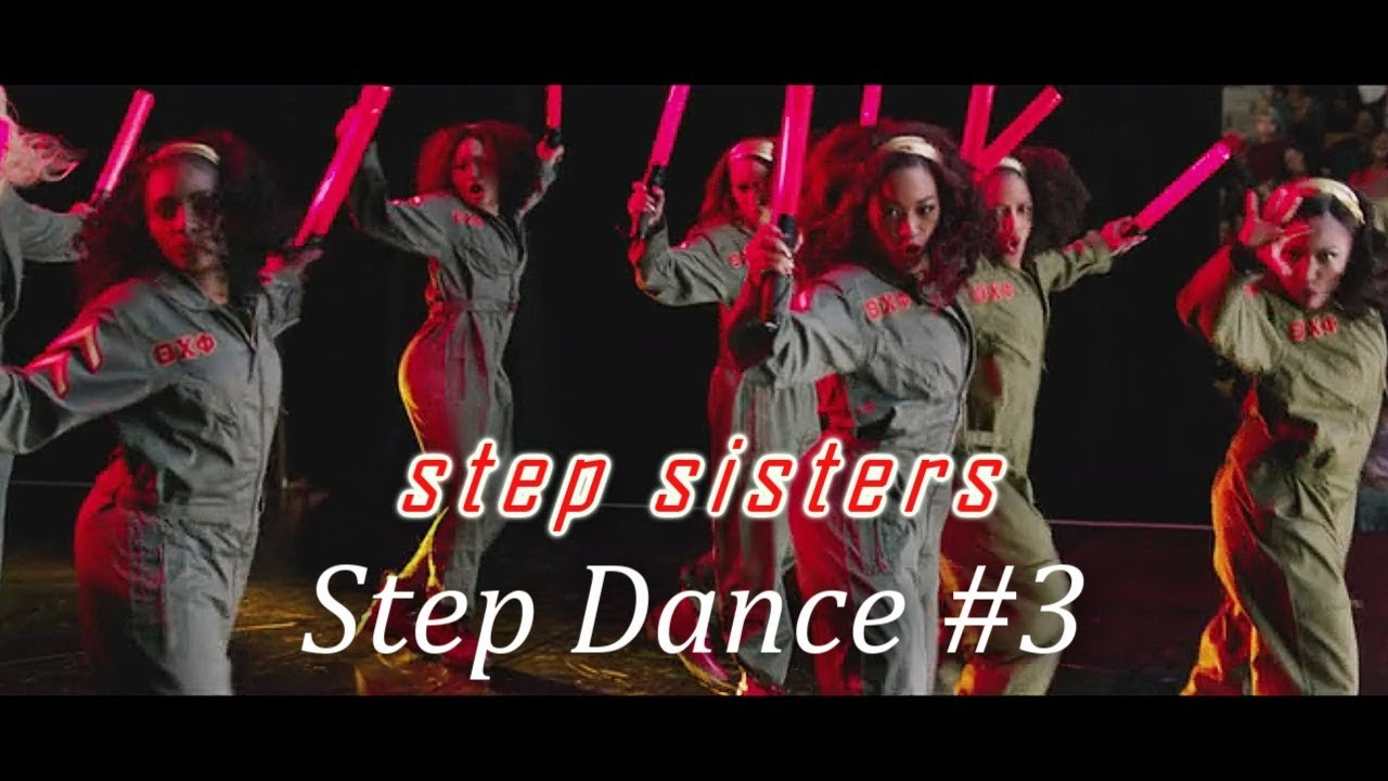 Download Step Sisters - THETA Step Dance #3