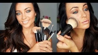 Must Have Makeup Brushes!