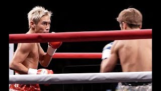 Boxing ジョーブログ ✖️ ヤノ・ジョン /バンタム級 4回戦 tv2ne1 thumbnail