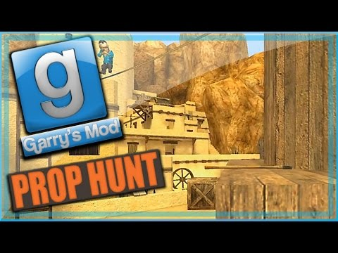 Garry's Mod Prop Hunt Funny Moments! - Axe You a Question, Old Men Hiding, and More!