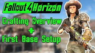 First Base Crafting Overview The Wanderer S Wasteland Survival Guide Issue 2