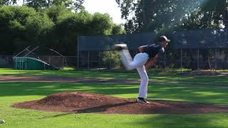 Dylan Day - Updated Pitching Highlights - Class of 2020