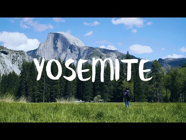 Yosemite National Park - The valley of cliffs, waterfalls and slowed down landscapes