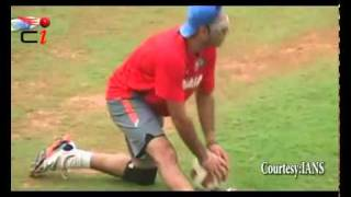 YouTube   WORLD RECORD !!! Yuvraj Singh s Half century and 5 wickets at ICC Cricket World Cup 2011