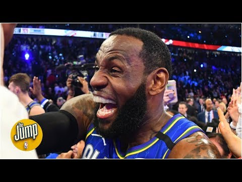 Reacting to the INTENSE 2020 NBA All-Star Game: Well, that worked! | The Jump