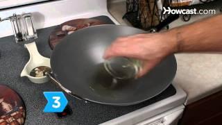 How To Make A Tofu Stir Fry