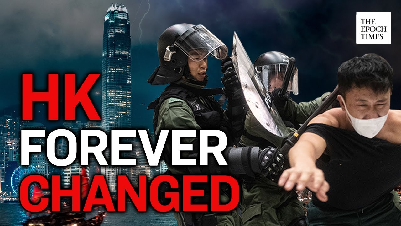 Hong Kong Forever changed | CCP Virus | COVID-19 | Coronavirus | Epoch News