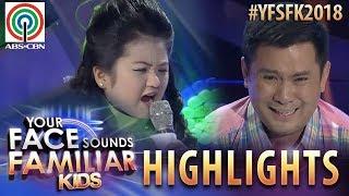"""YFSF Kids 2018 Highlights: Chunsa, Ogie in """"Bata Bata Paano Ka Ginawa"""" spoof"""