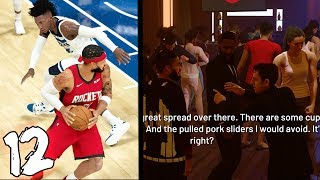 SNAPPED HIS ANKLES! AT THE CLUB WITH HARDEN! NBA 2k20 MyCAREER Ep. 12