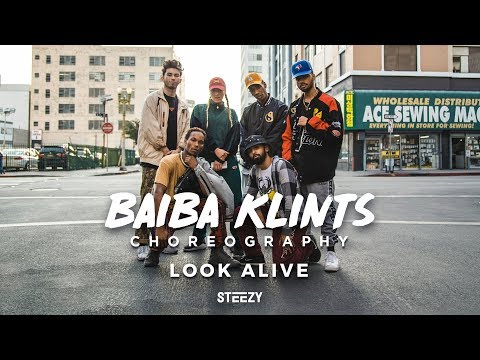 Look Alive - BlocBoy JB Feat. Drake   Baiba Klints Choreography   STEEZY.CO
