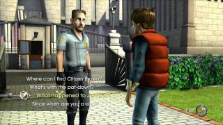 Back to the Future The Game Episode 3: Citizen Brown - Part 1 HD Gameplay