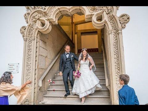 2- Goli&Fernando's Wedding July 30, 2017, Santiago de Compostela, Spain