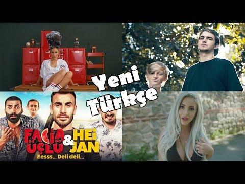 Yeni Çıkan Türkçe Şarkılar   12 Ağustos 2018