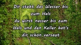 Jennifer Rostock - Wasser bis zum Hals  lyrics