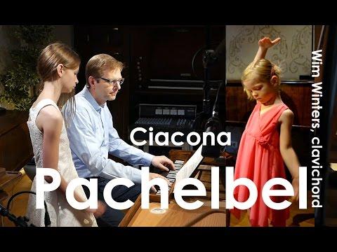 J. Pachelbel :: Ciacona in F Minor :: Wim Winters, clavichord