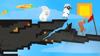 IF YOU FALL YOU LOSE! (Ultimate Chicken Horse)