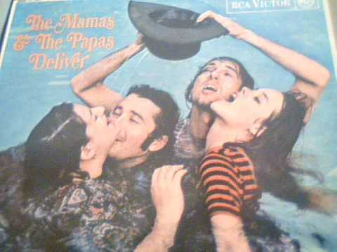 MAMAS & PAPAS  Go where you wanna go    ( mono )  1966
