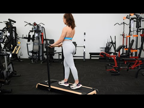 Easy Walker Treadmill Exercise Video | Treadmills Dynamo Fitness Equipment