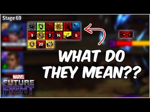 SECRET BOOSTS? FUTURE HULK REWORK?! ALL BUFFS GUIDE!! - Marvel Future Fight