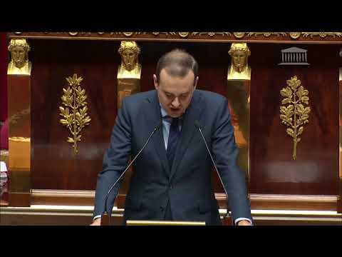 Intervention le 15/10 en Hémicycle sur le budget 2019