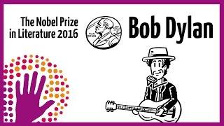 Bob Dylan - Nobel Prize in Literature 2016