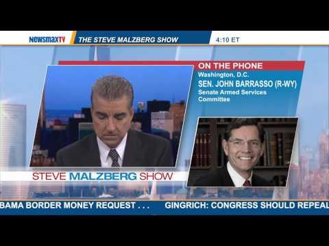 Malberg | Sen. John Barrasso (R-WY) -- chairman of the Senate Republican Policy Committee