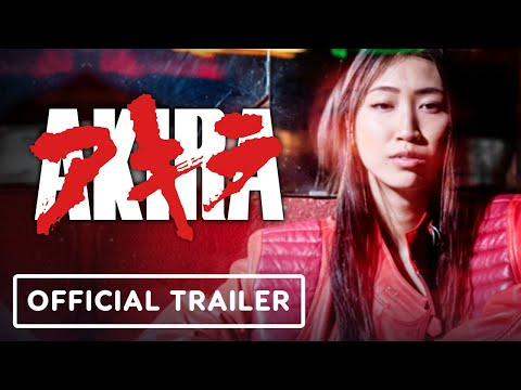 Akira Limited Edition Leather Jacket - Official Trailer