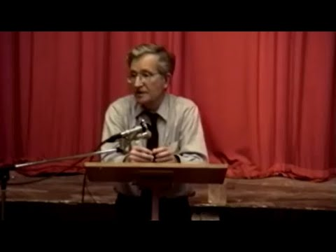 Noam Chomsky - The Post-industrial Society