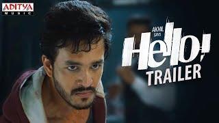 Video HELLO! Trailer    Akhil Akkineni, Kalyani Priyadarshan II Vikram K Kumar II Akkineni Nagarjuna download MP3, 3GP, MP4, WEBM, AVI, FLV Desember 2017