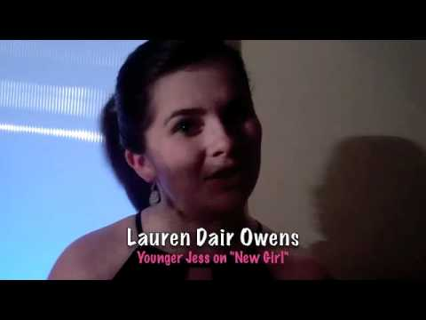 LAUREN DAIR OWENS Talks NEW GIRL