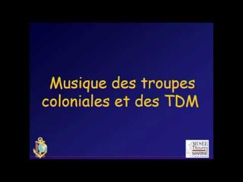 Musée des Troupes de marine - Musique des Troupes coloniales et des TDM