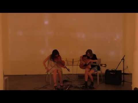 Jessica Pavone, Mary Halvorson @ Fridman Gallery 6-29-16 2/6