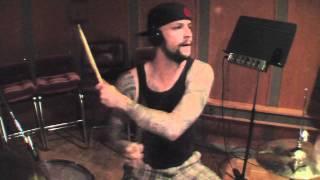 lil wayne 6 foot 7 foot ft cory gunz keith reber drum cover
