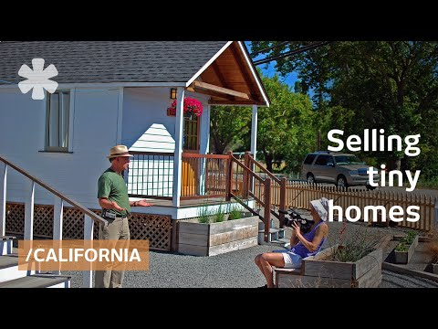 Little house on a trailer: 12 feet wide is not a tiny home