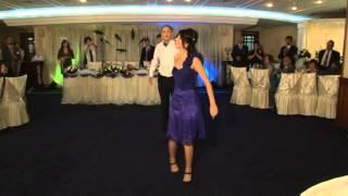 Тимур и Оля. Французская свадьба.