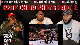 WWEs Best Chair Shots (Part 2) - REACTION!!