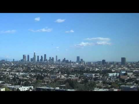 Time Lapse Downtown Los Angeles 02-15/18-2012