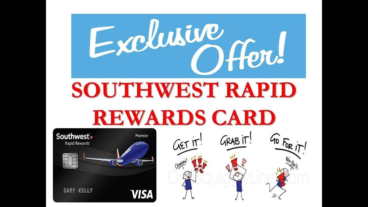 southwest airlines credit card southwest rapid rewards premier card - Southwest Airlines Visa Card