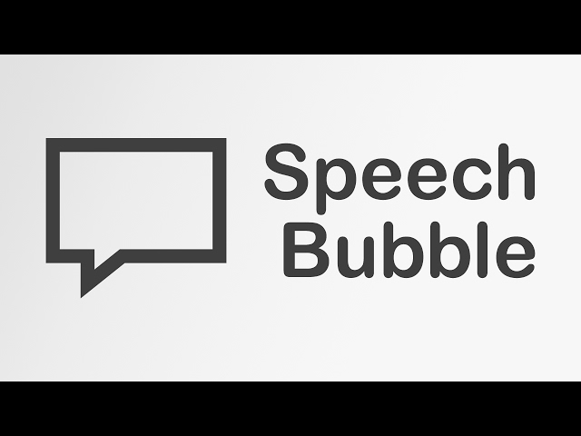 Arabic Tutorials ] Create Speech Bubble With :Before +