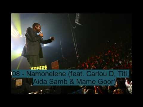 Youssou N'Dour - Bercy 2013 - Namonalene (feat. Carlou D, Titi, Aida Samb & Mame Goor